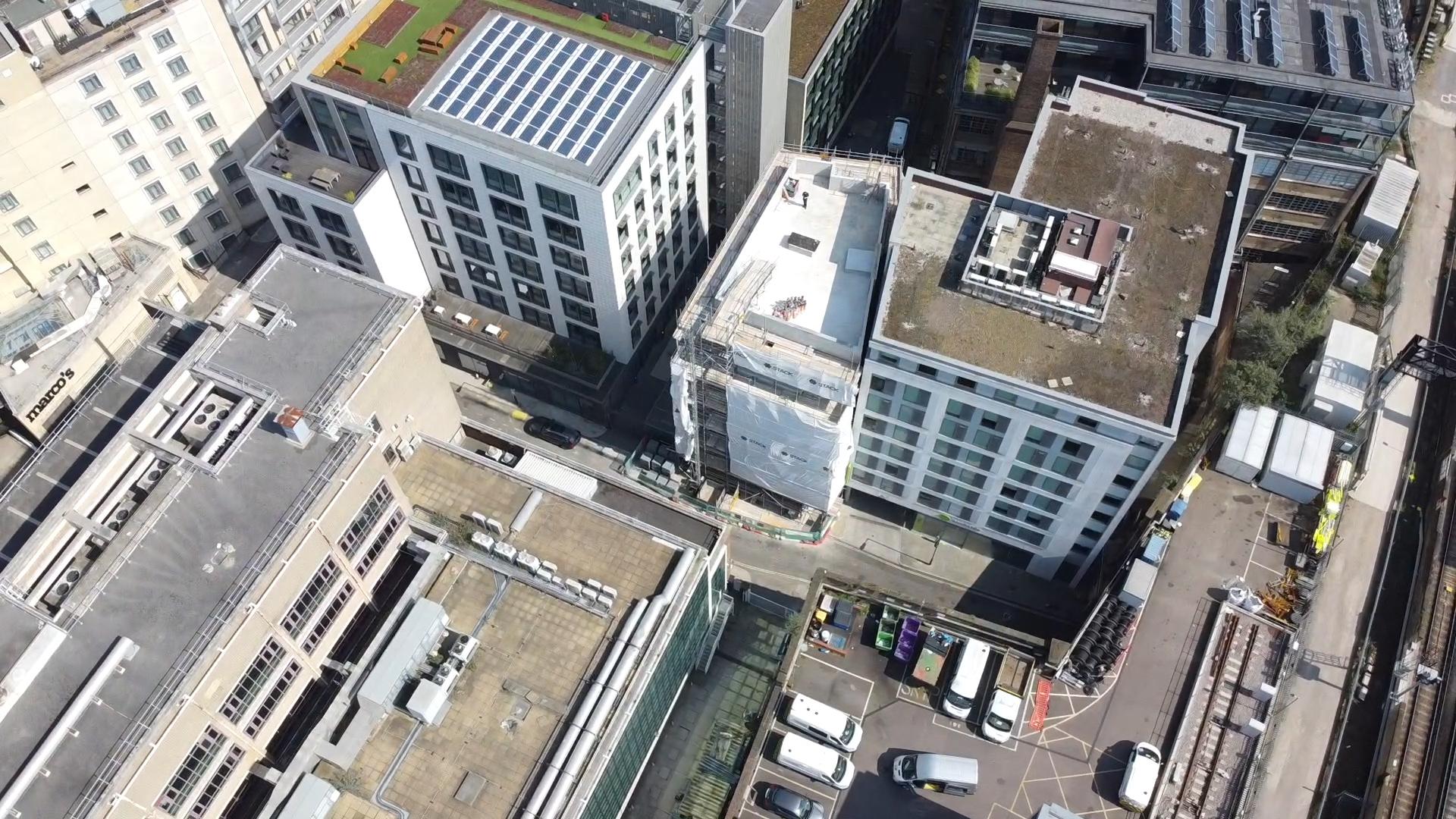 Ewer Street. residential development