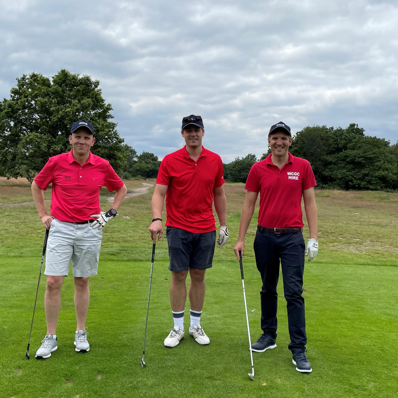 PJCE Golf Day, Team 2
